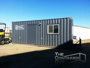 Container Offices for Rent