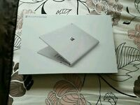 Microsoft surface book brand new boxed sealed