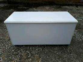 white bedroom box, delivery available