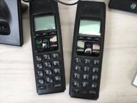 BT Twin Cordless Diverse 7110 Phones