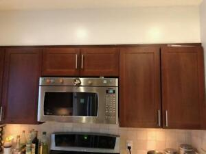 Used Kitchen Cabinets and kitchen island
