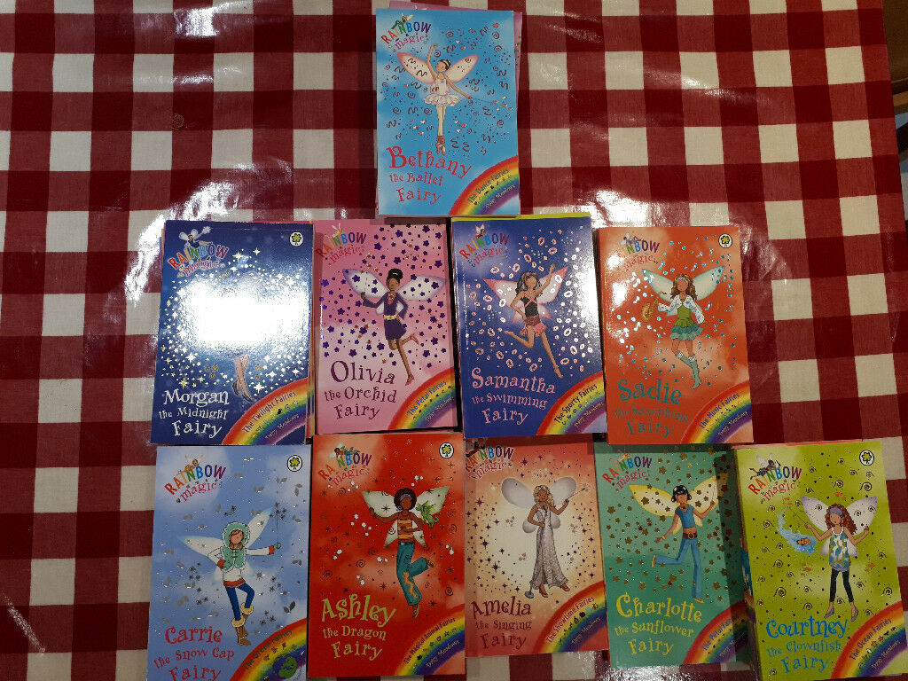 Rainbow Magic Childrens books - 56 books