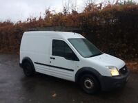 2011 transit connect 90 t230 lwb hightop 122k long mot no vat £3000