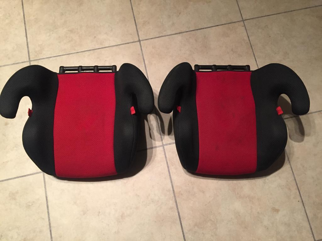 2 kids car Booster seats (Bellelli)