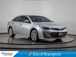 2014 Toyota Avalon LIMITED. NAVI. CAMERA. ROOF. V-6