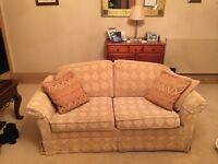 3-Piece living room suite plus footstool