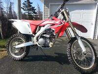 2013 CRF 250X for sale