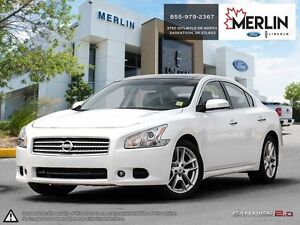 2009 Nissan Maxima SV LOW LOW KMS