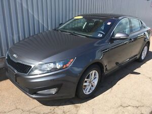 2013 Kia Optima LX+ FACTORY WARRANTY REMAINS ON THIS FEATURE...