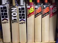 CA Sports, MRF Kolhi, New Balance, Newbery, SS TON and BAS Vampire Cricket Bat Sale Pre Season Sale