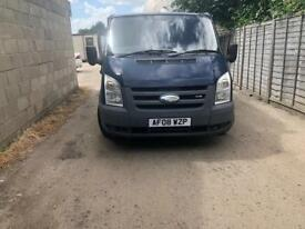 Ford transit van 2008 ready for work drives spot on FULL SERVICE HISTORY