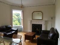 2 double bed 2 bathroom furnished flat in Stockbridge