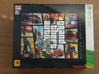 Grand Theft Auto 5 Collector's Edition Xbox 360