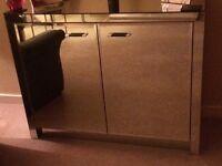 Next mirrored cabinet