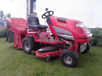 Countax C400H Ride On Mower with Grass Box - 42inch cut