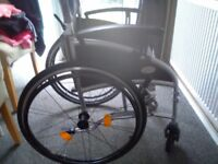 Z_tec lightweight wheelchair