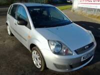 2007 FORD FIESTA 1.4 STYLE - MOT APRIL 2018, 90K MILES, HPI CLEAR, VERY GOOD EXAMPLE!!