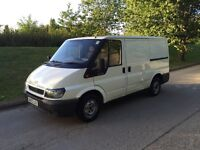 2005 ford transit t280, 2.0ltr diesel, ready for work