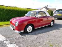 1991 Nissan Figaro - Fully restored - exceptional example!!