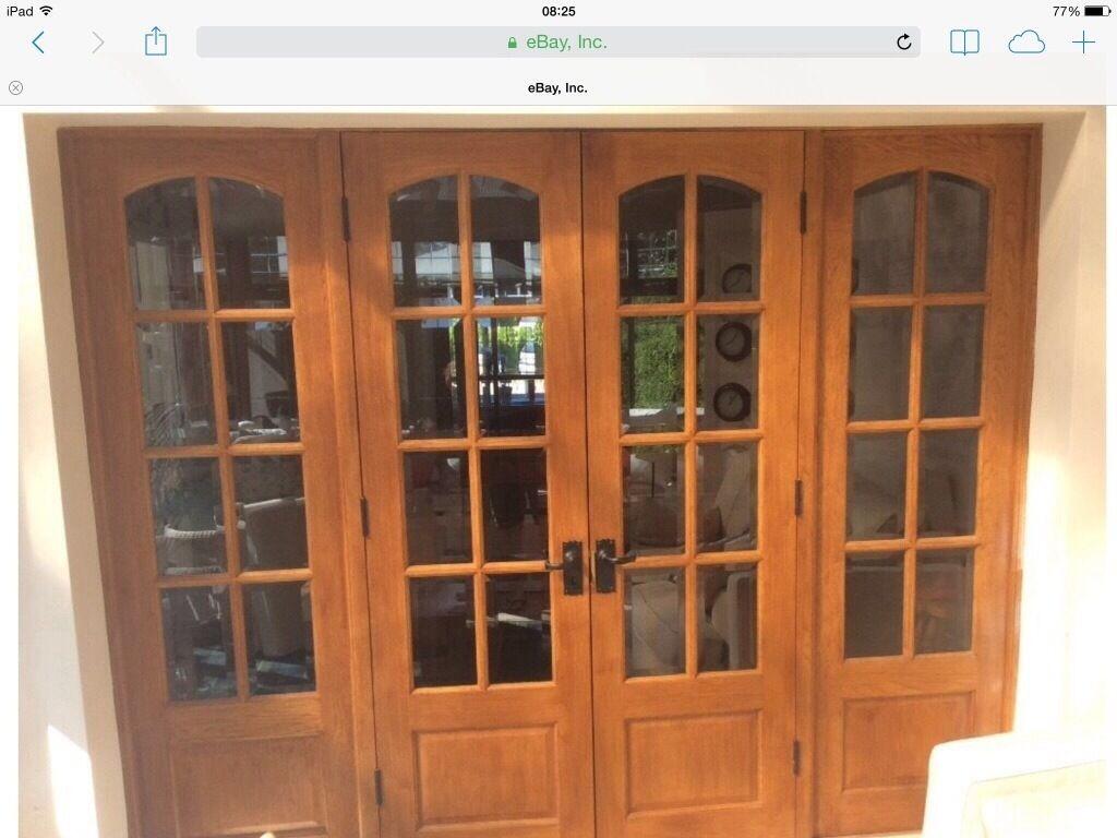 Amazing Deal Internal Oak Doors With Glass Panel