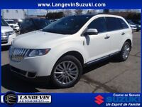 2013 Lincoln MKX GPS/20''/CUIR/AWD/TOIT PANORAMIQUE