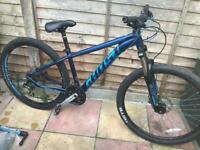 Ghost Aluminium 27.5 Mountain Bike Hydraulic Brakes 24 Speed