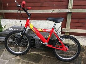 "Kids Raleigh Bike great condition- 14"" wheel"