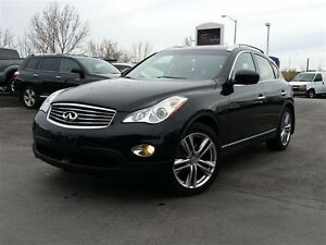 2012 Infiniti EX35 LUXURY-AWD-TECH PKG-NAVIGATION