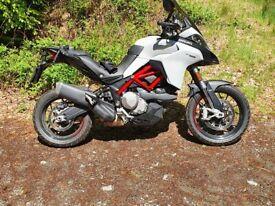 Ducati, MULTISTRADA, 2020, 937 (cc)