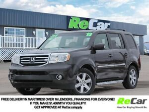 2013 Honda Pilot Touring REDUCED | 4X4 | HEATED LEATHER | NAV...