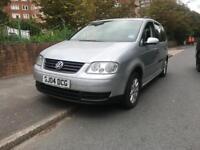 Volkswagen Touran 1.9 TDI - 2004 - 7 Seater - MOT&TAX - Needs TLC - Not van sharan Alhambra zafira