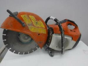 Stihl Quick Cut TS 420 AS-IS. We Buy and Sell Used Power Tools and Equipment. FOR PARTS ONLY! 40082*