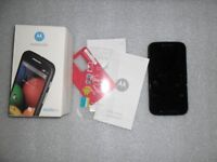 Motorola Moto E XT1021 BLACK