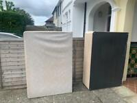 FREE Double bed stand