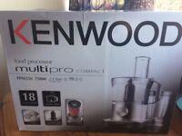 Kenwood FPM250 Multipro Compact Food Processor