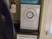 Indesit small tumble dryer.... model number is31v.