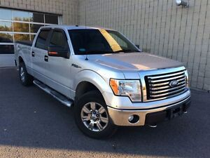 2011 Ford F-150 XLT**SUPER CREW**5.0L V8**TRAILER TOW
