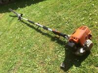 Stihl long reach hedge cutter Kombi with HL-135 head bargain £250 !