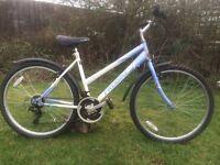 "Probike Escape ladies 18"" mountain town bike bicycle"
