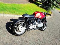 BMW K100 Cafe Racer / Brat / Custom / Streetfighter - Full MOT & V5 - 1000cc