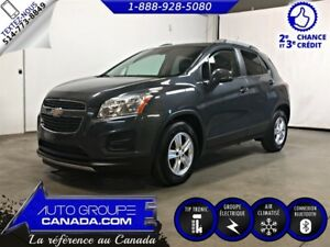 2013 Chevrolet Trax 1LT superbe condition A/C, Mags, Gr . Electr