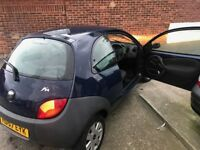 FORD KA 2008 LOW MILAGE