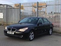 2007│BMW 5 Series 2.0 520d SE 4dr│2 Former Keepers│Bmw Service History│Hpi Clear│MOT Till 2018