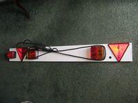 4 Foot Trailer Lighting Board