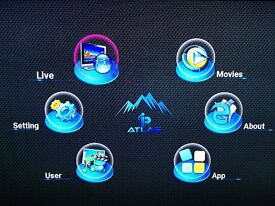 12 Months Warranty IPTV + VOD for Android, Smart TV, PC, Linux and Enigma2