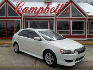 2014 Mitsubishi LANCER SPORTBACK SE!! SUNROOF!! HEATED SEATS!! A