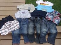 Bundle of boys items, age between 2-4, Next, M&S, New Look, Animal etc.