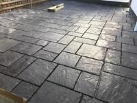 Paving slabs now only £11 per square metre