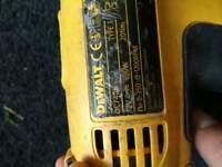Dewalt 12volt drill not working parts