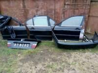 Bmw e46 doors bonnet boot bumper 318 320 325 facelift